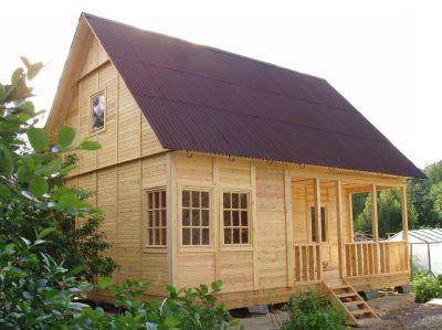 Проекты каркасных домов площадью 0-100 кв м, стр 1